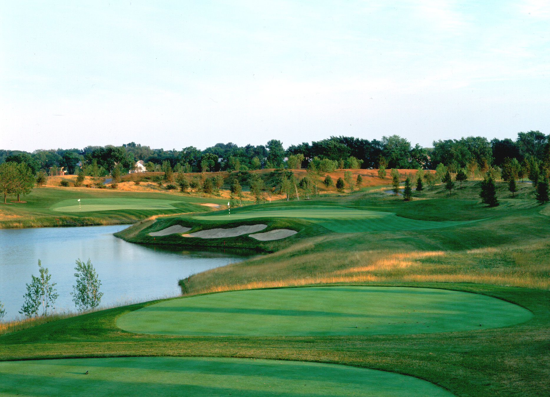 KemperSports, one of the country's foremost sports management companies, added 11 properties to its management portfolio in 2011, joining the likes of Chicago's Glen Club. Photo courtesy KemperSports.