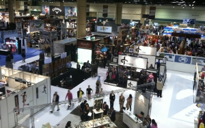 With more than 1,000 exhibitors and 40,000 attendees, there's no shortage to see.