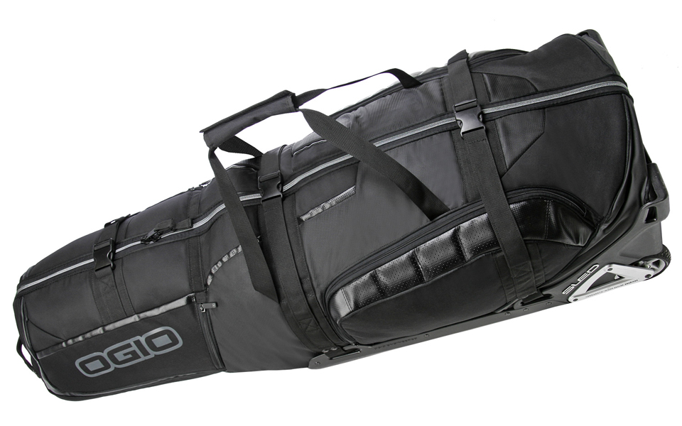 Ogio's new Monster travel bag makes taking your clubs easier than ever. Photo courtesy Ogio.