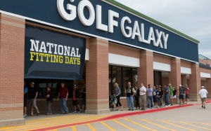 Golf Galaxy is one of the game's greatest superstores, with locations throughout the Midwest. Photo courtesy Golf Galaxy.