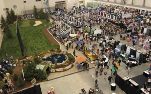 The West Michigan Golf Show returns to DeVos Place in Grand Rapids, Mich., Feb. 14-16, 2014.